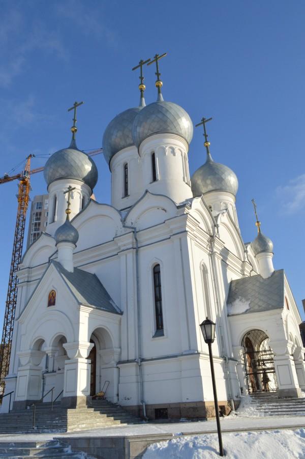 цели знакомства с православными храмами