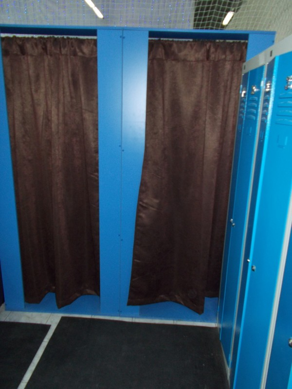 Фото кабинка для переодевания 13 фотография