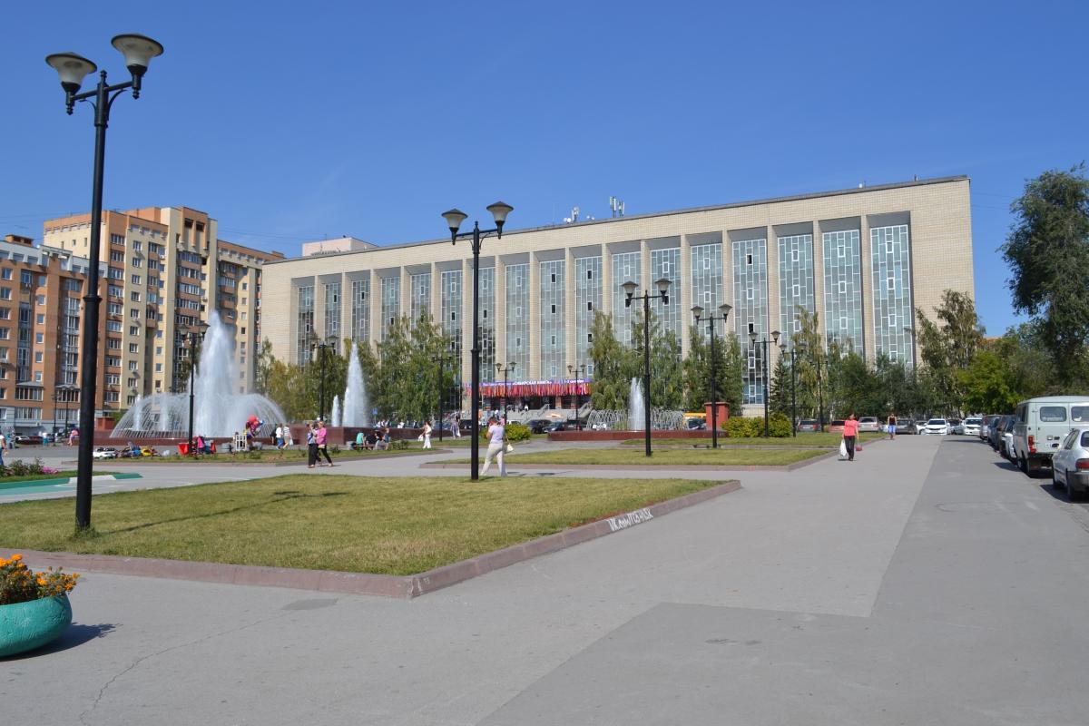 Места Досуга В Новосибирске