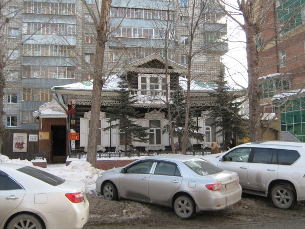 Дом номер 16 по улице Горького © Алёна Груя