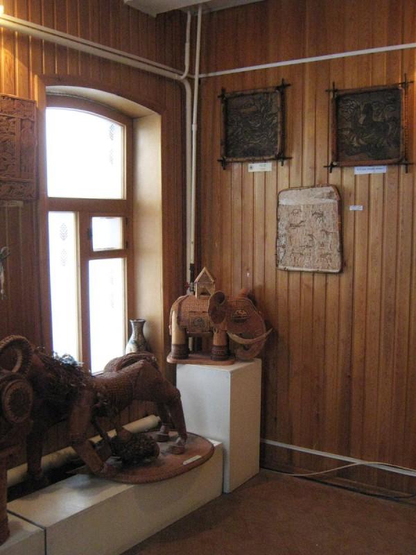 Один из залов, в которых находятся экспонаты музея © Алёна Груя