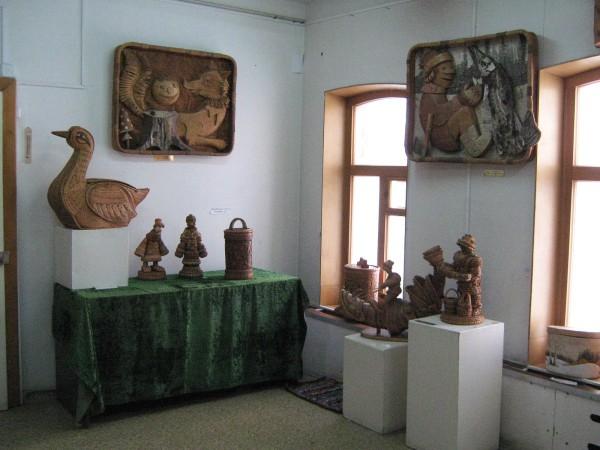 Часть второго зала музея © Алёна Груя