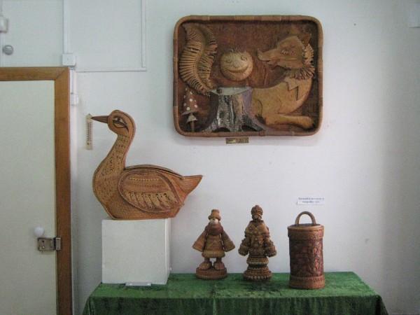 Экспонаты, выставленные во втором зале музея © Алёна Груя