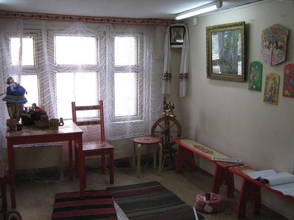 Третий зал Сибирского дома сказок © Алёна Груя