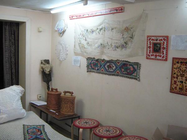 Часть третьего зала музея © Алёна Груя