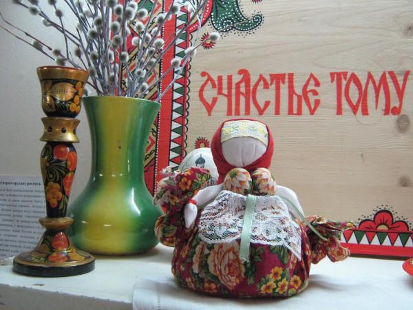 Куколка – экспонат Сибирского дома сказок © Алёна Груя