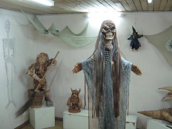 Комната страха в Сибирском доме сказок © Алёна Груя