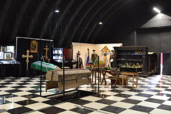 Второй корпус Музея мировой погребальной культуры © Алёна Груя