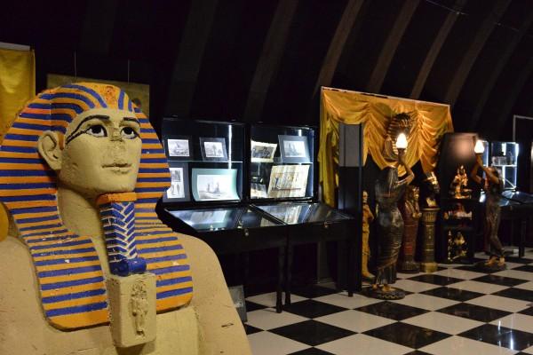 Второй корпус музея изнутри © Алёна Груя
