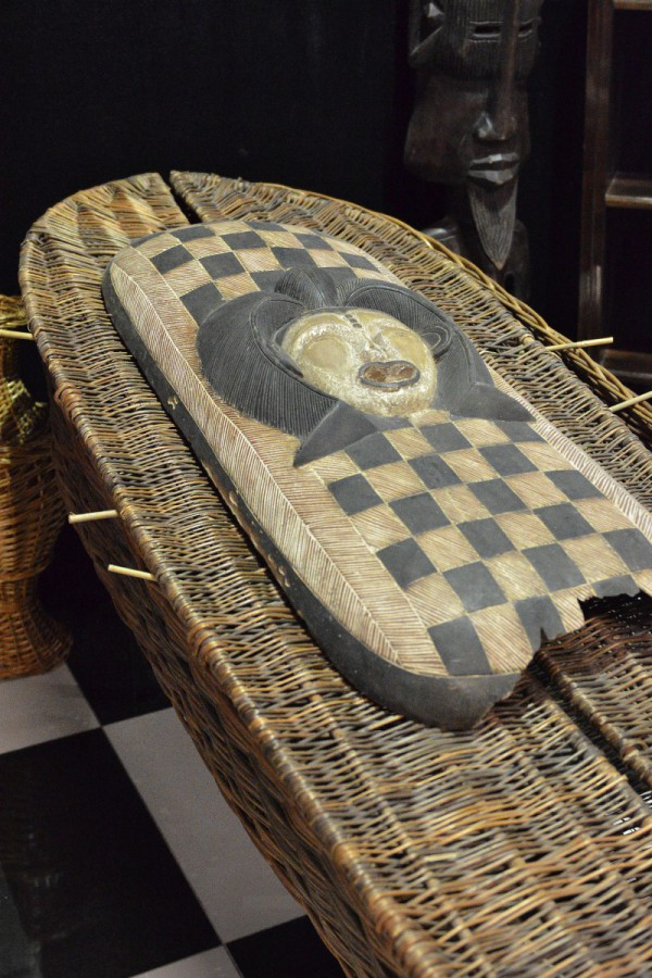 Африканский гроб – экспонат музея © Алёна Груя