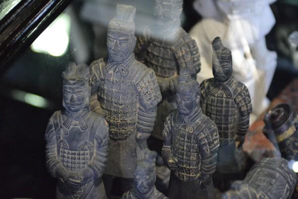 «Терракотовая армия» - экспонат Музея смерти © Алёна Груя