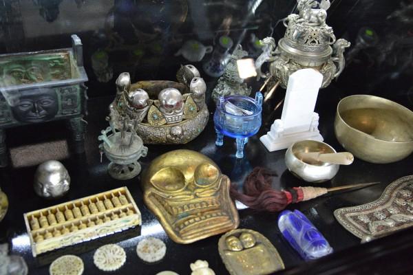 Экспонаты второго корпуса Музея смерти © Алёна Груя