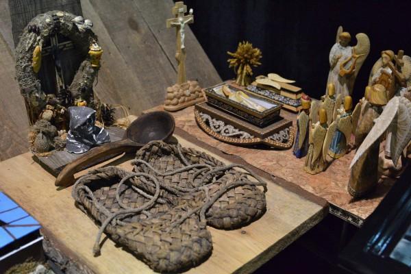 Часть экспозиции, посвященной славянской погребальной культуре © Алёна Груя