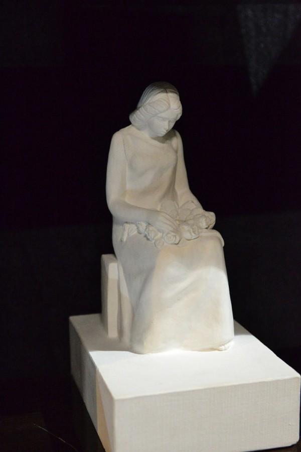 Статуэтка – экспонат Музея смерти © Алёна Груя