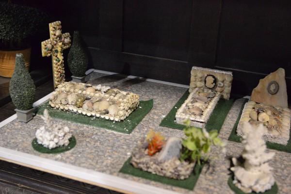 Миниатюрное кладбище – экспонат музея © Алёна Груя