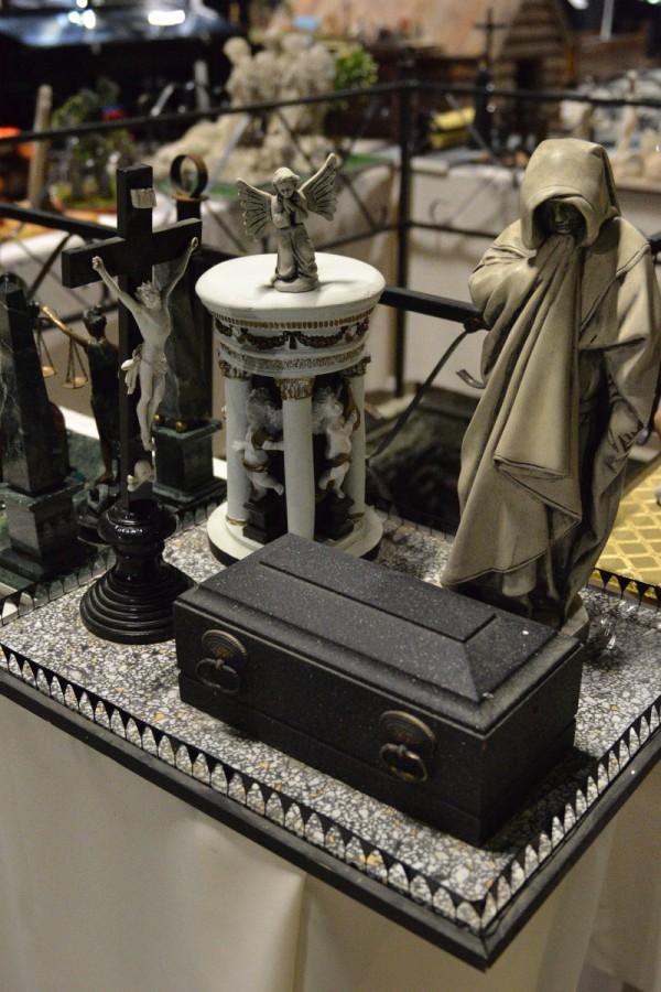 Одна из миниатюр во втором корпусе музея © Алёна Груя