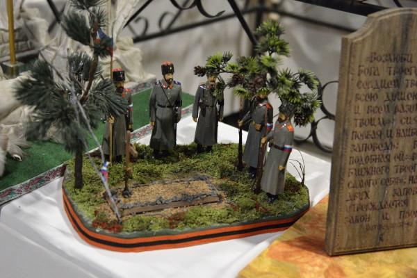 Одна из миниатюр на тему похорон © Алёна Груя