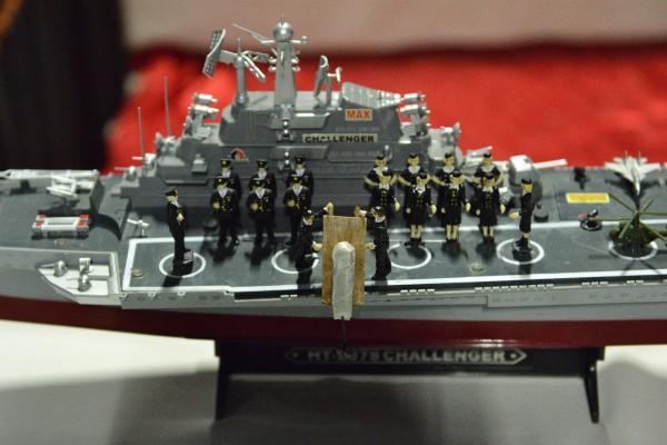 Миниатюра, изображающая похороны на корабле © Алёна Груя