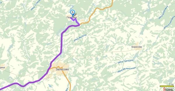Карта googla © Юлия Полякова
