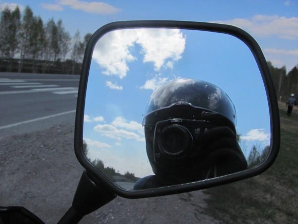 Фотка-самострел — а как же без этого. © Юлия Полякова